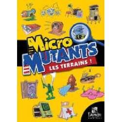 Micro Mutant : Tapis de jeu