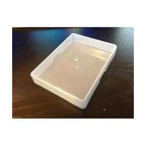 Boite en Plastique pour 1 Jeu de carte