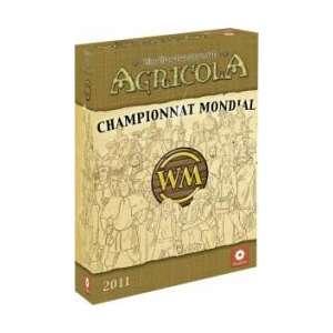 Agricola : Deck de Championnat