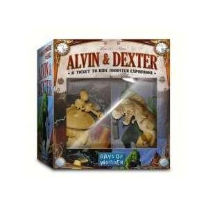 Aventuriers du Rail : Alvin & Dexter
