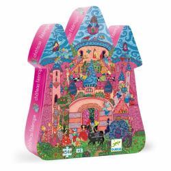 Puzzle : 54 pièces - Le Chateau Féérique