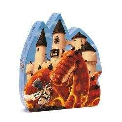PUZZLE : LE CHATEAU AU DRAGON x54
