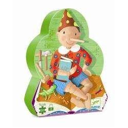 Puzzle : 50 pièces - Pinocchio