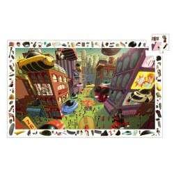 PUZZLE : VILLE DU FUTUR x200