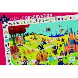Puzzle : 54 pièces - Contes