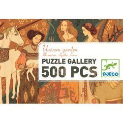 PUZZLE : UNICORN GARDEN x500