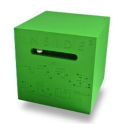 Inside Cube : Vert- Regular
