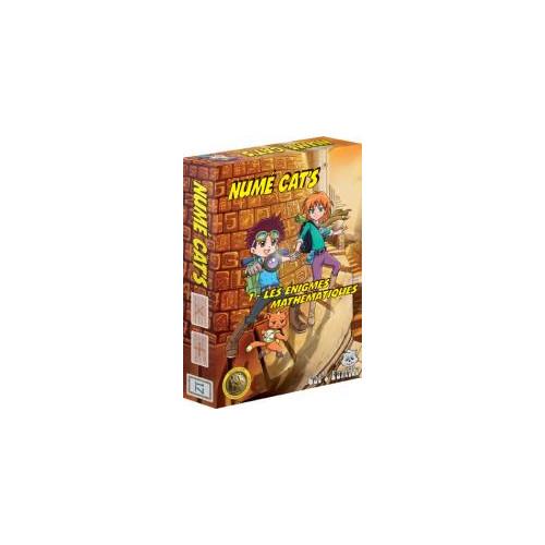 NUME CATS 1 : LES ENIGMES MATHEMATIQUES