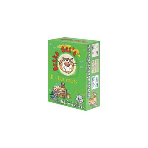 ORTHO CAT'S 3 : LES MOTS
