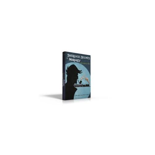 SHERLOCK & MORIARTY : LA BD DONT VOUS ETES LE HEROS