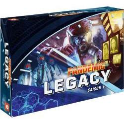 Pandémie Legacy Bleu
