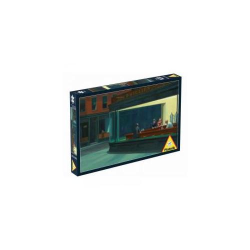 PUZZLE : HOPPER - NIGHTHAWKS x1000
