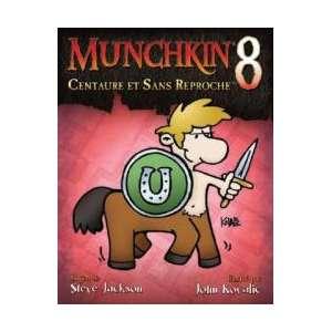 Munchkin 8 : Centaure et Sans Reproches