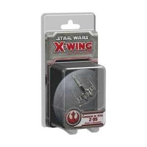STAR WARS X-WING : CHASSEUR DE TETE Z-95