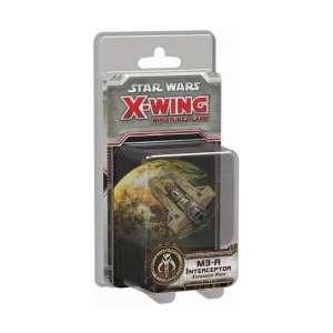 STAR WARS X-WING : INTERCEPTEUR M3-A