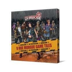 Zombicide : Rue Morgue Tile Pack