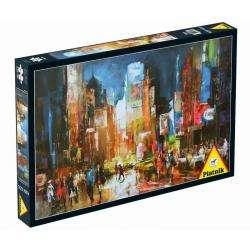 Puzzle : 1000 pièces - Time Square