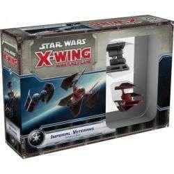 Star Wars X-Wing : Vétérans Impériaux