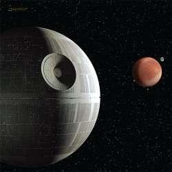 Star Wars X-Wing : Playmat Etoile Noire