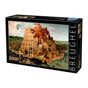 Puzzle : 2000 pièces - Brueghel- La Tour de Babel