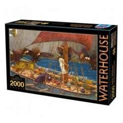 Puzzle : 2000 pièces - John William- Waterhouse