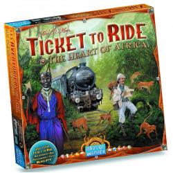 Aventuriers du Rail : Afrique