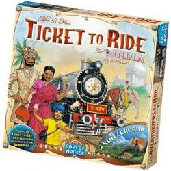 Aventuriers du Rail : Inde & Suisse