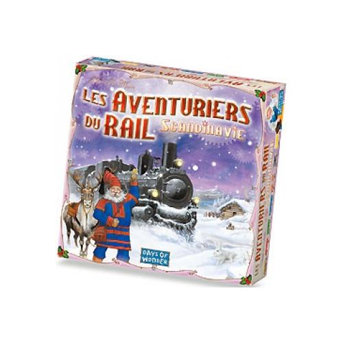 Aventuriers du Rail : Scandinavie