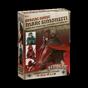 Zombicide Black Plague : Special Guest : Marc Simenotti