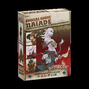 Zombicide Black Plague : Special Guest : Naiade