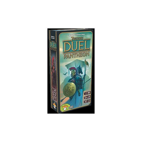 7 Wonders Duel : Pantheon