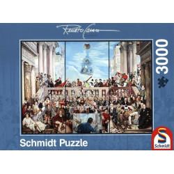 Puzzle : 3000 pièces - Ainsi Passe la Gloire du Monde
