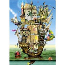 Puzzle : 1000 pièces - Arche de Noé