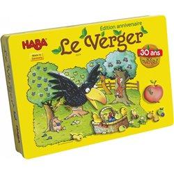Le Verger : 30 ans boîte métal