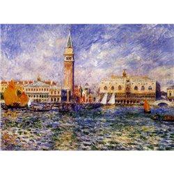 Puzzle : 1000 pièces - Renoir - Le Doge Palace Venise