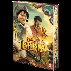 Pandemic : Iberia