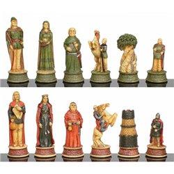 Echecs : Pièces n°3 - Figurines Robin des Bois