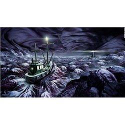 Puzzle : 1000 pièces - Mer Tumultueuse