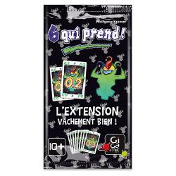 6 qui prend : Extension