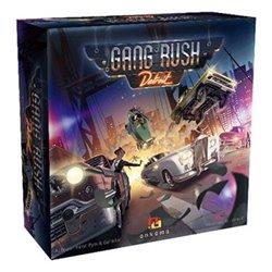 Gang rush : Breakout