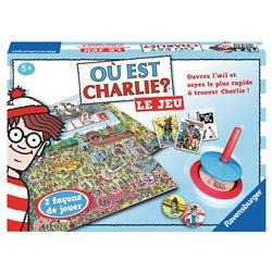 Où est Charlie ? Le jeu