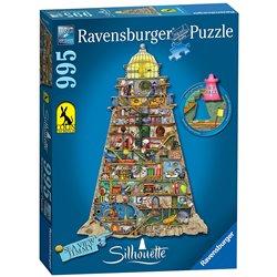 Puzzle : 995 pièces - Phare merveilleux