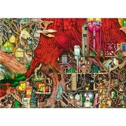 Puzzle : 1000 pièces - Monde Caché - Colin Thompson