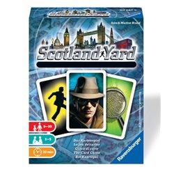 Scotland Yard : Le jeu de cartes