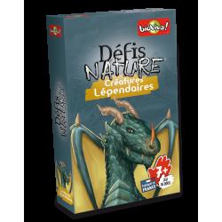 Défis Nature - Créatures légendaires