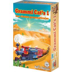 Grammi Cat's 1 : Les classes grammaticales