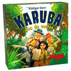 Karuba : le Jeu de Cartes