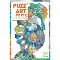 Puzzle : 350 pièces : Hippocampe