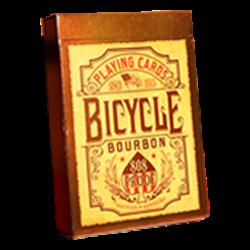 54 Cartes Bicycle : Bourbon