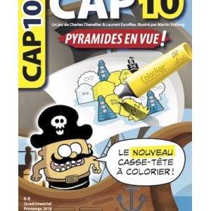Cap 10 : Pyramides en vue !
